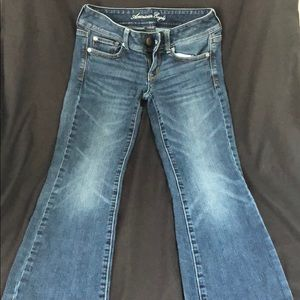 American Eagle Girls Jeans